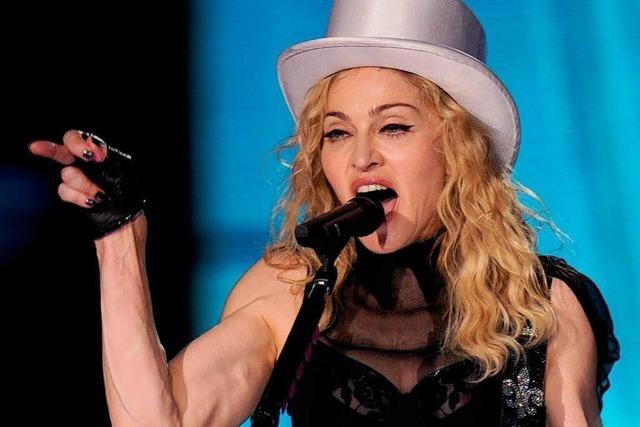 Israel im Madonna-Fieber
