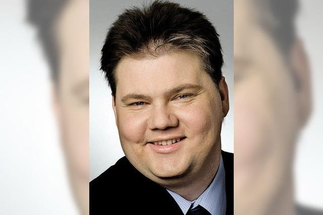 Alf Heisig will ins Rathaus