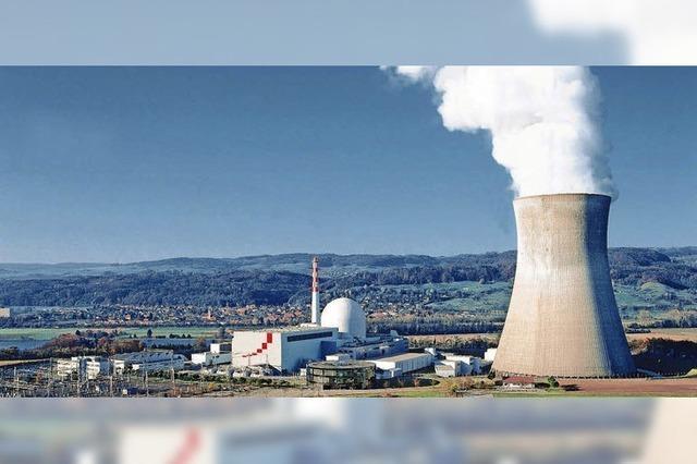 25 Jahre Atomkraftwerk Leibstadt