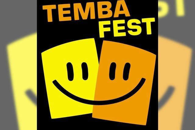 Tembafest – noch größer und bunter
