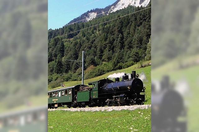 Nostalgie-Fahrt nach Davos