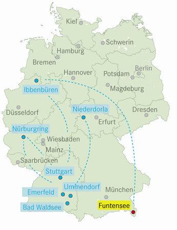 funtensee wo deutschland am k ltesten ist deutschland badische zeitung. Black Bedroom Furniture Sets. Home Design Ideas