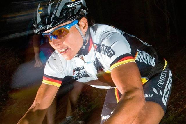 Sabine Spitz verpasst ihre neunte WM-Medaille