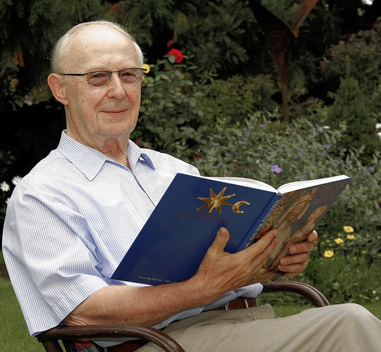 Professor Dieter Herberg wird heute 80 Jahre alt.   | Foto: peter heck