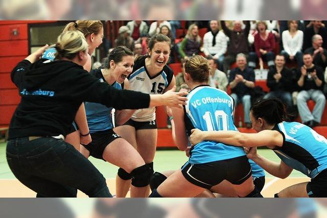 Volleyball zu einer Macht machen