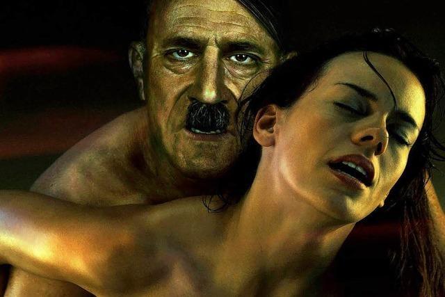 Verein wirbt mit Hitler für Aids-Aufklärung