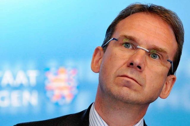 Dieter Althaus verwirrt Freunde und Gegner
