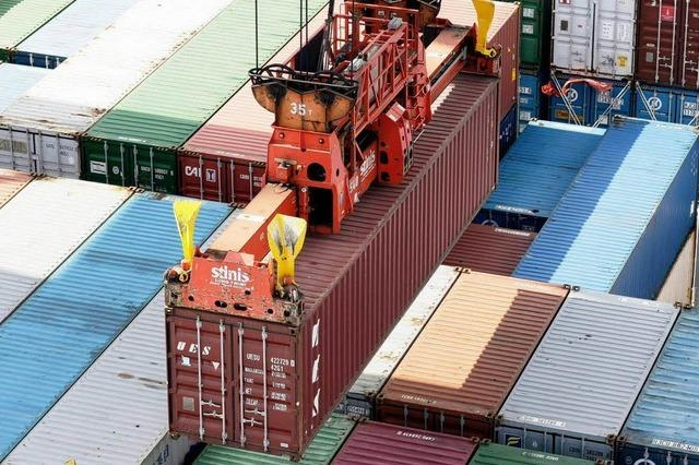 Exporteure berappeln sich