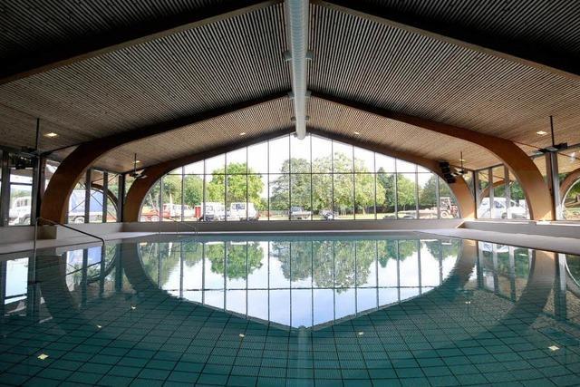 Haslacher Bad öffnet – Westbad wird saniert