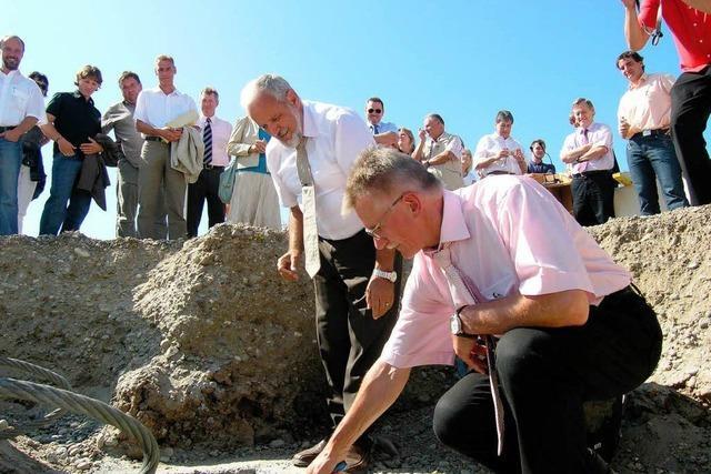 10 Millionen Euro für neuen Baumarkt
