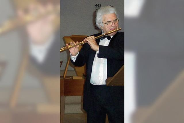 Kammermusik mit gepflegtem Charakter