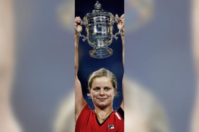 Clijsters gelingt US-Open-Sieg