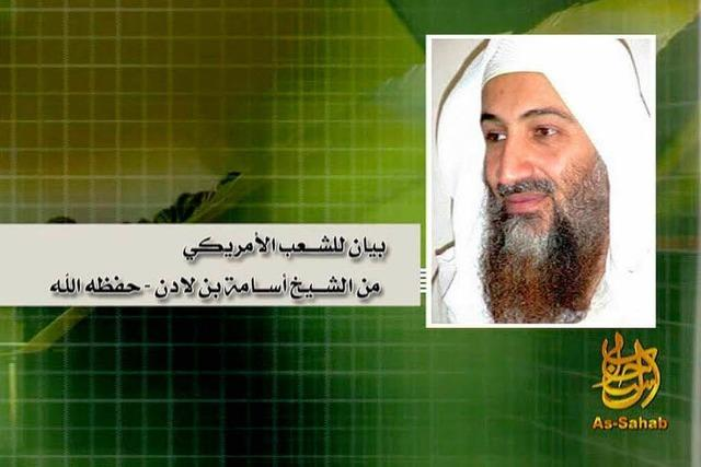Bin Laden droht erneut