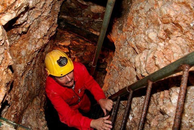 Einstieg in die Bergbaugeschichte