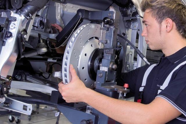 Autozulieferer ZF erhält Millionen-Staatskredit