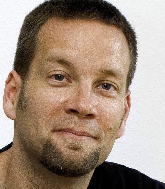 Piratenpartei, Andre Martens, Pressesprecher der Freiburger Piraten  | Foto: Dominic Rock
