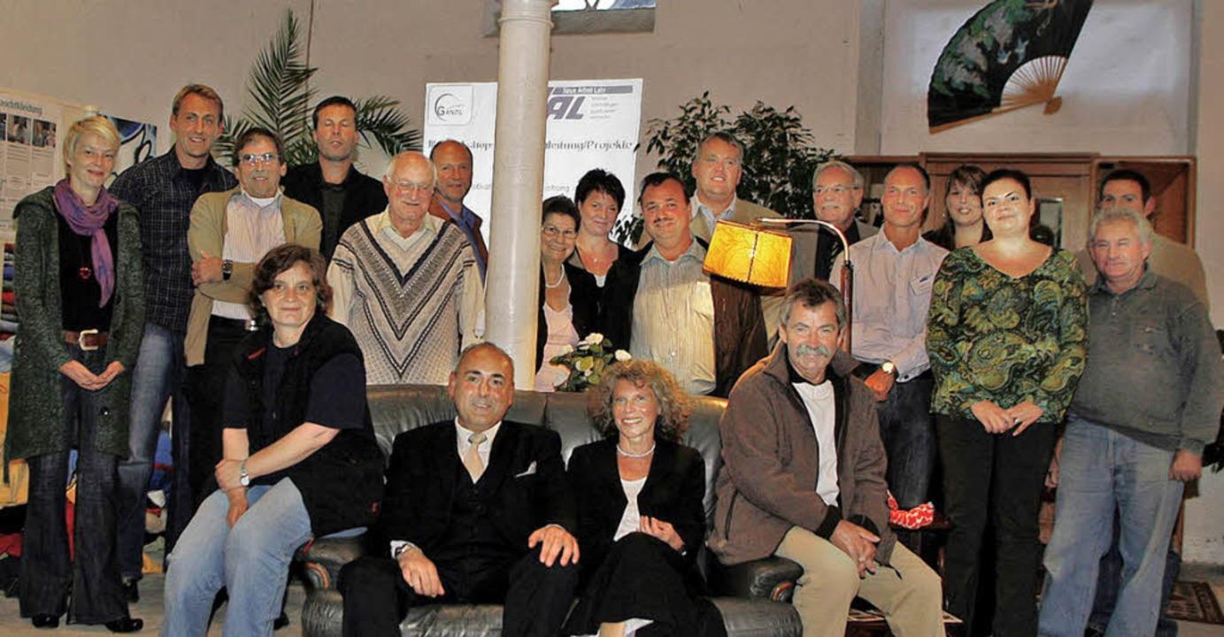 Erfolgreiches Engagement – die NAL-Mitstreiter   | Foto: heidi fössel