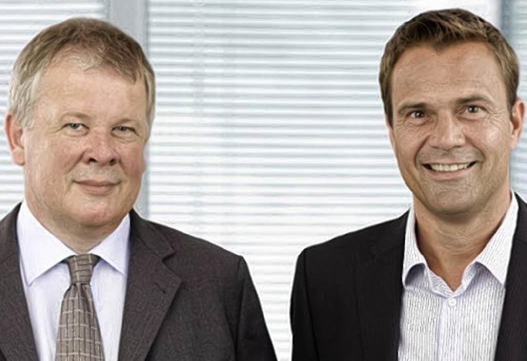 Die geschäftsführenden Gesellschafter Rainer Trendelenburg und Elko Kuyper  | Foto: Privat