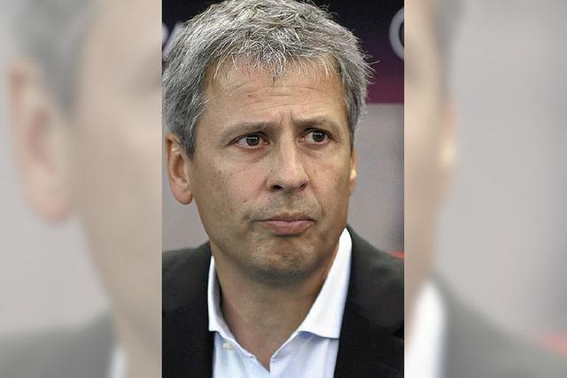 Schlechte Stimmung bei der Hertha