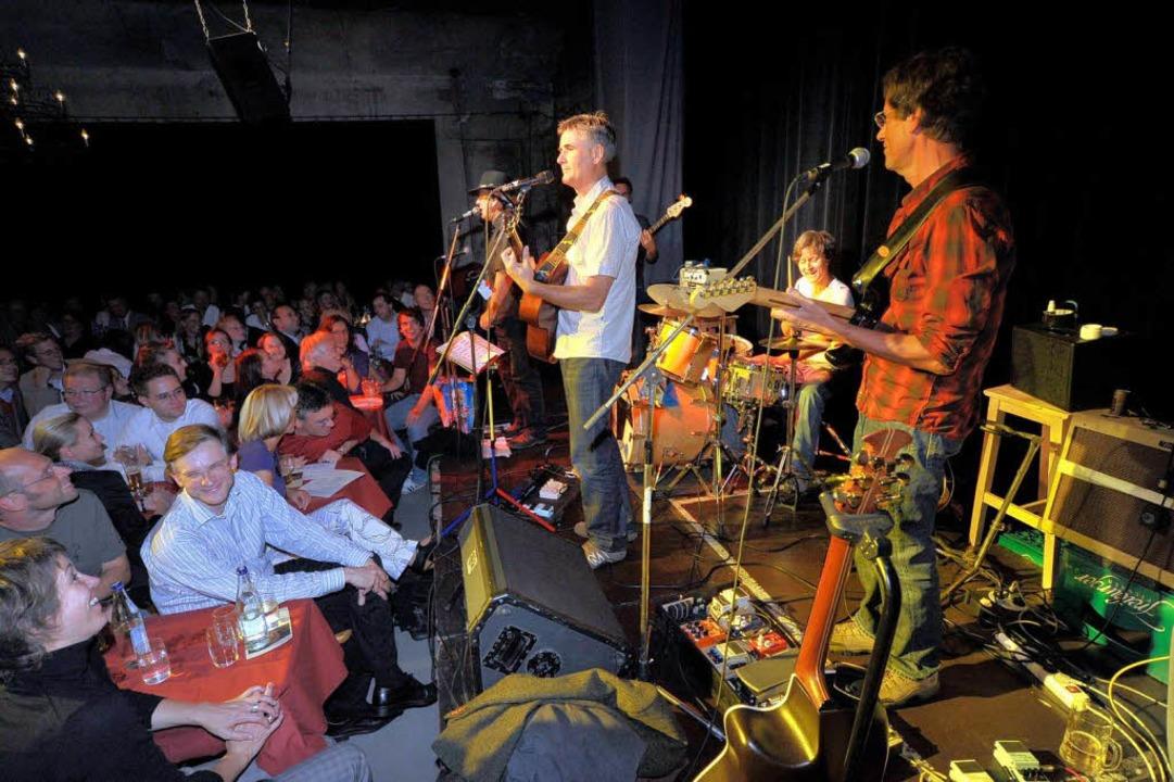 """Diese wunderbare Band""  | Foto: Thomas Kunz"