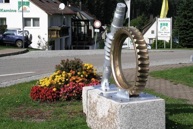 Ein Zahnrad für Eisenbach