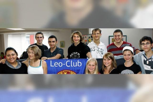Die Leos starten durch