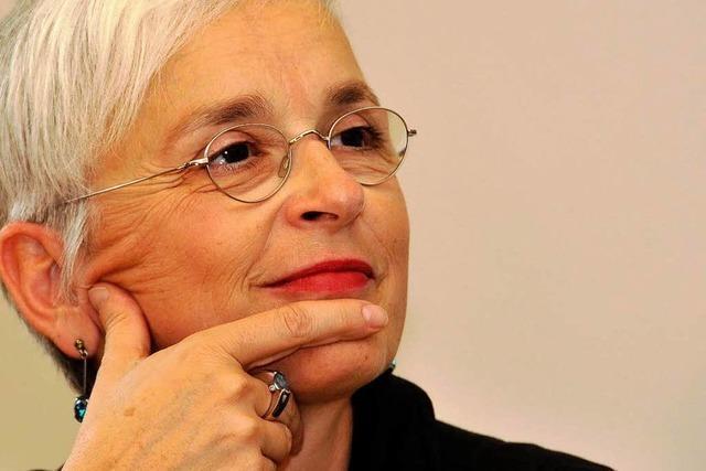 Intendantin Barbara Mundel: