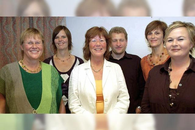 Doris Fiebelkorn führt die Förderer