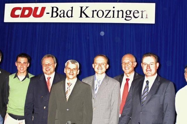 Wolfgang Mudrack bleibt im Amt