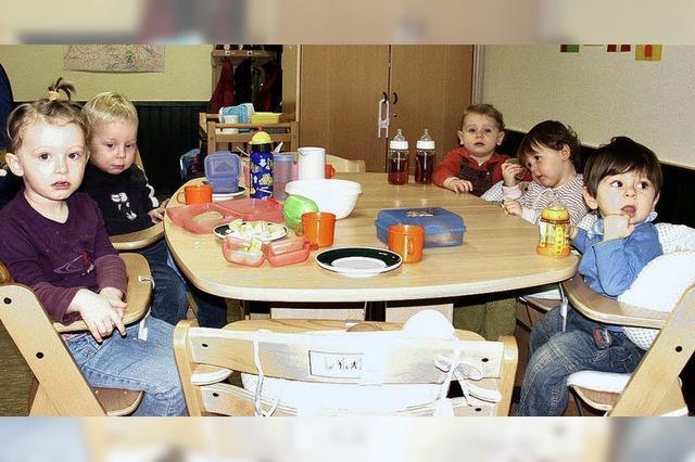 In Rickenbach fehlen Plätze für Zweijährige