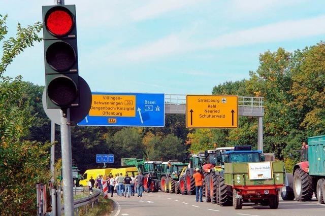 Bauernproteste: