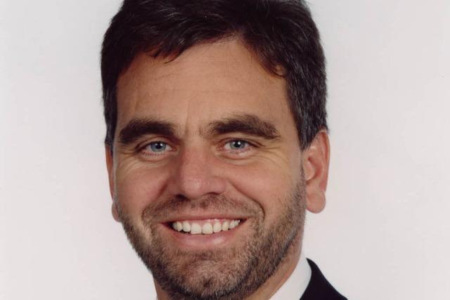 Stefan Siebert Chef der Sparkasse Baden-Baden/Gaggenau