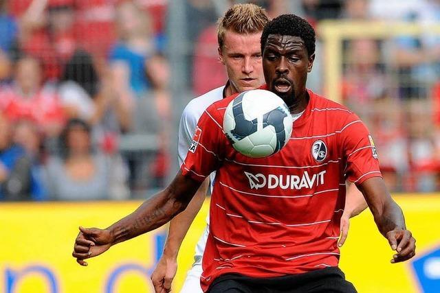 Dutt: Idrissou braucht ein Umfeld wie in Freiburg
