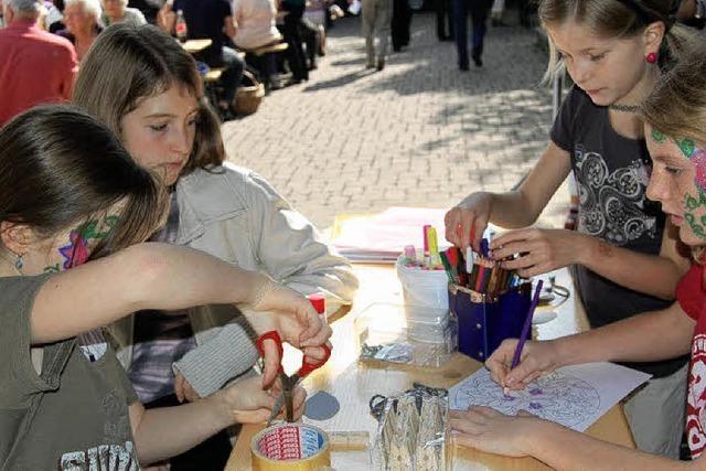 Fest- und Familiengottesdienst eröffnet das Pfarrfest