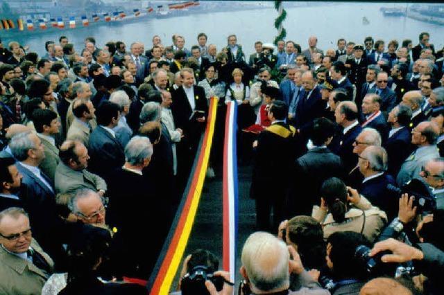 Palmrainbrücke heute 30 Jahre alt