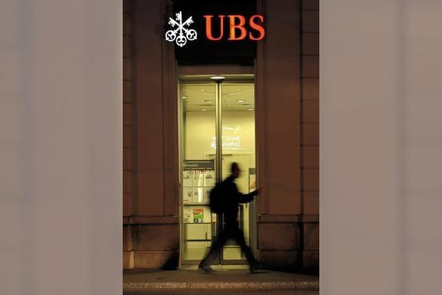 UBS hält am Doppelsitz fest