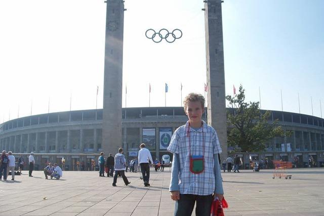 ENTER: Eine Reise nach Berlin als unverhofftes Geburtstagsgeschenk