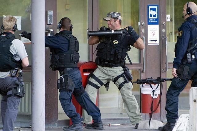 Erfolg für Schwedens Polizei