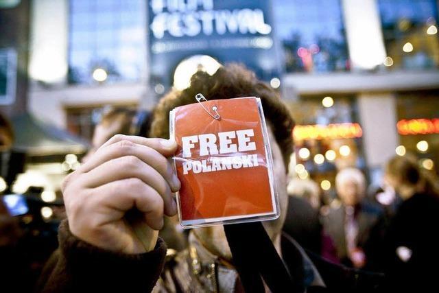 Proteste gegen Polanskis Haft