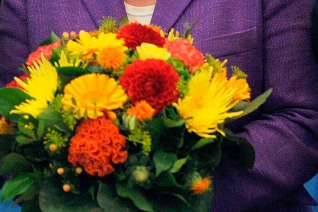 Alle Welt gratuliert Angela Merkel