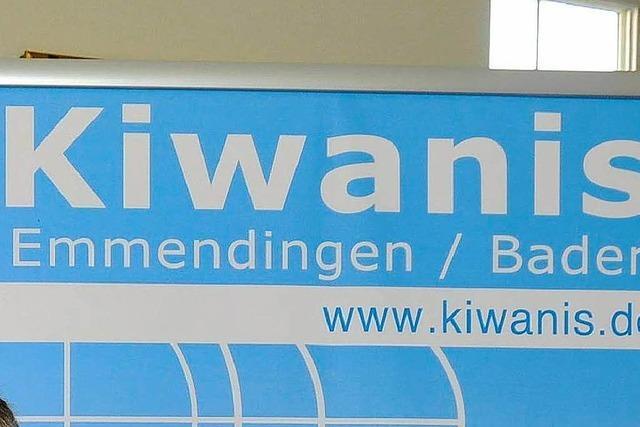 Lesepatinnen erhalten Kiwanis-Preis