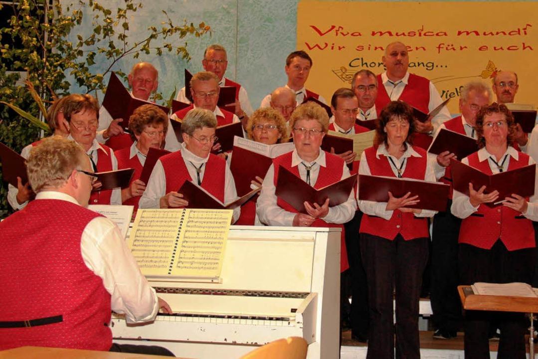 Gemischter Chor Grafenhausen  | Foto: Chris Seifried