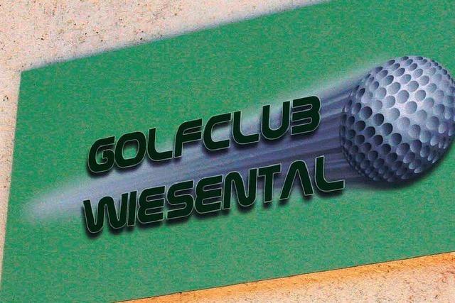 Golfclub Wiesental aus dem Rennen
