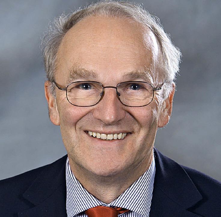 Dr. Michael NüchternReferatsleiter für...t der Evangelischen Landeskirche Baden  | Foto: EKIBA