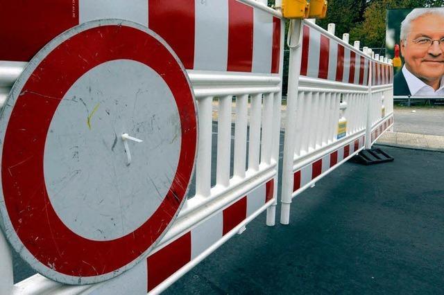Kreisstraße zwischen Friesenheim und Heiligenzell wird zwei Tage gesperrt