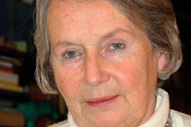 Bürgerpreis für Gisela Talke