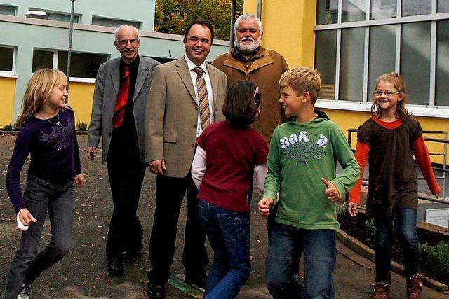 Die Grundschule in Seelbach ist saniert