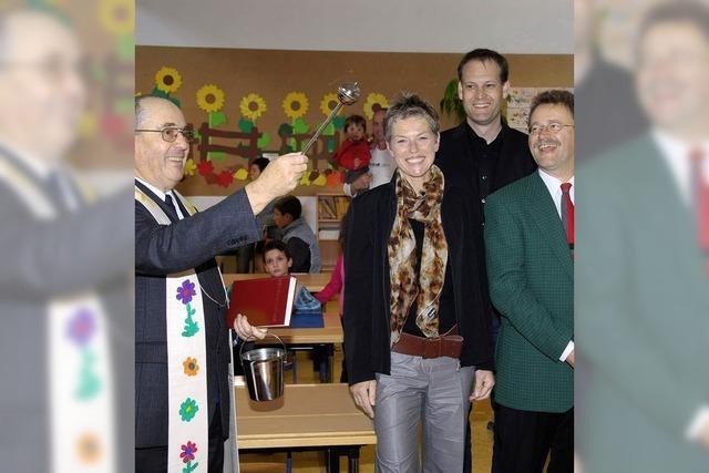 Freude über renovierte Dogerner Schule