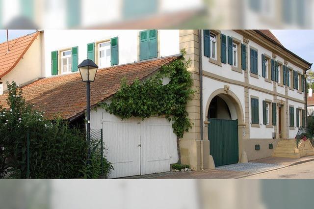 Hügelheim will ins ELR-Programm