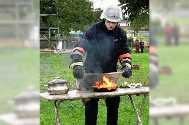Herbstfest der Feuerwehr